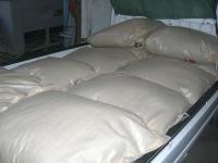 H231027乾燥終えた蕎麦