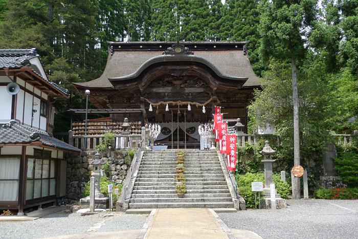 大原神社 京都 丹後