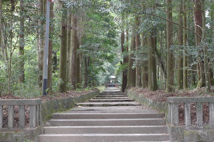 宮崎県 挾野神社 1