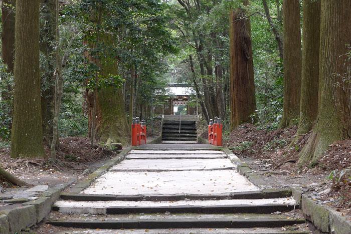 宮崎県 狭野神社 4