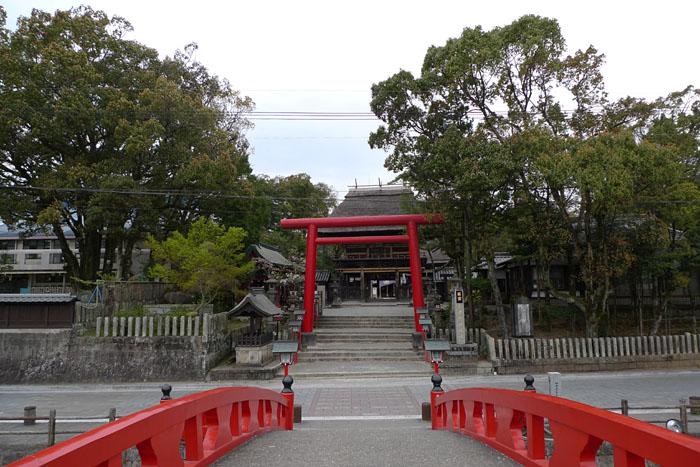 熊本県 青井阿蘇神社 1