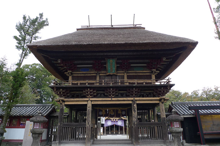 熊本県 青井阿蘇神社 8