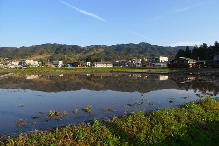 農村 風景