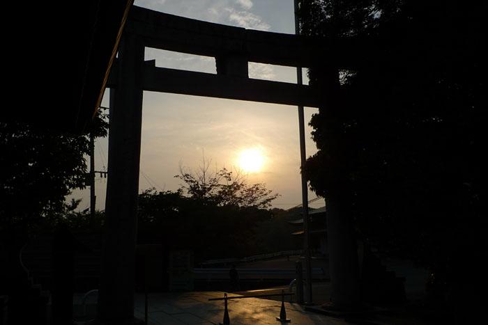宮地嶽神社 福岡
