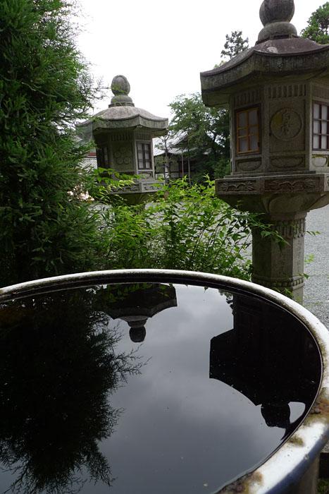 松尾大社 水鏡