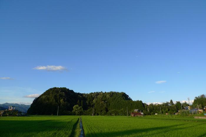 青空 夏の空