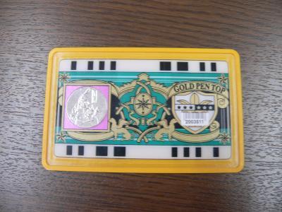 同じく1000円相当賞品として提供されているペンダントトップ