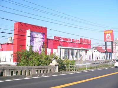 「マルハン岐阜六条店」(P=560台、S=240台、総台数=800台