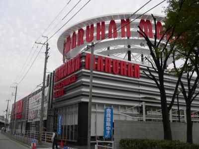 「マルハン加島店」(大阪市淀川区)、1400台(P=800台、S=600台)、05年11月オープン