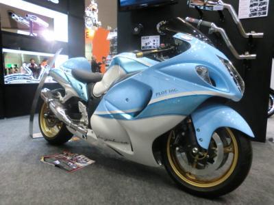 東京モーターサイクルショー2012 007