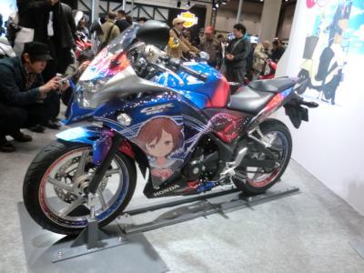 東京モーターサイクルショー2012 026
