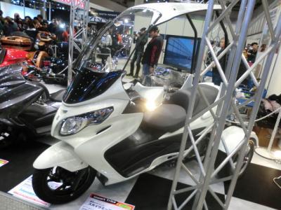 東京モーターサイクルショー2012 038