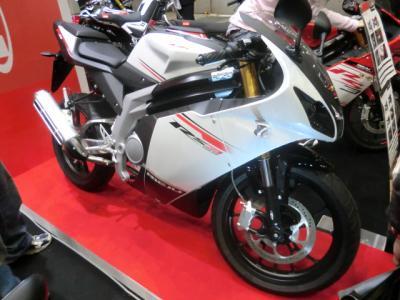 東京モーターサイクルショー2012 049