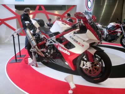 東京モーターサイクルショー2012 060