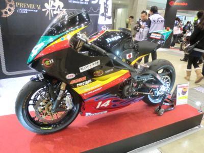 東京モーターサイクルショー2012 058