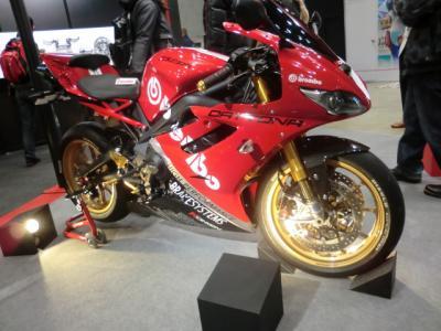 東京モーターサイクルショー2012 055