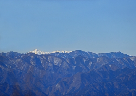 0102-風景 八ヶ岳