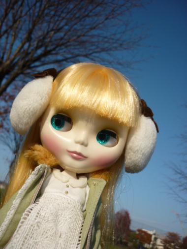 寒い日がとても似合う。