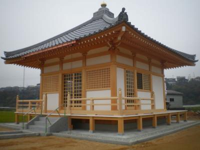 大観寺完成5