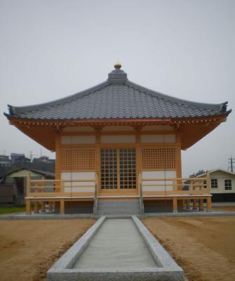 大観寺完成4