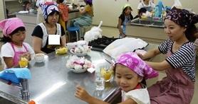 亥の子谷クッキング 20110730参加者5