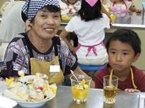 亥の子谷クッキング 20110730参加者1