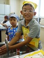 亥の子谷クッキング 20110808雰囲気3