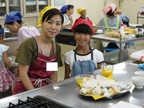 亥の子谷クッキング 20110808雰囲気15