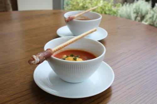 トゥーストゥース スープ