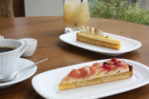 トゥーストゥース ケーキ