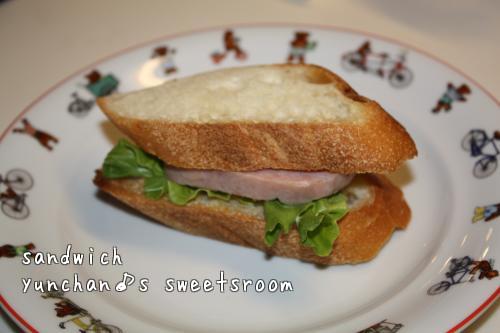 yunchanのサンドウィッチ