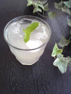 飲み物爽やかな夏の