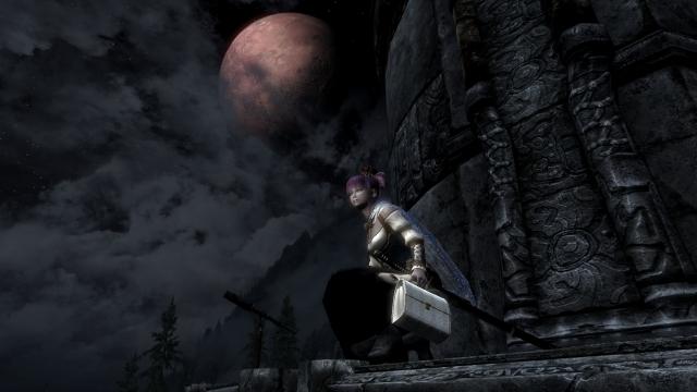宵闇のユネシーア