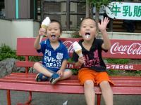 大笹牧場ソフトクリーム