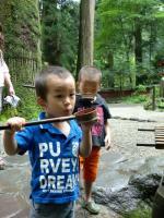 二荒山神社水