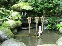 二荒山神社若水