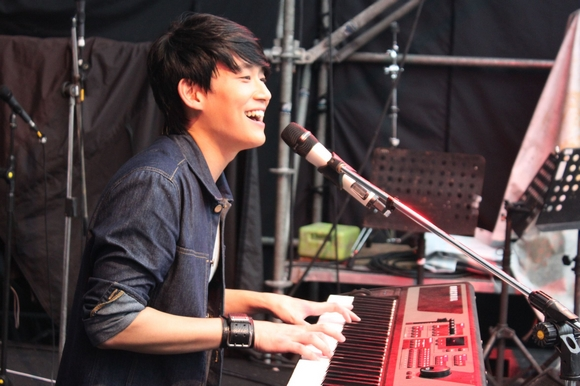 ピアノが似合う!