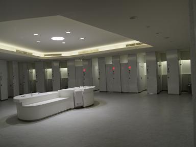 ネオパーサ駿河湾沼津下りのトイレ 2