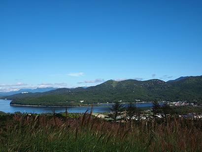 山中湖パノラマ台からの眺め 2