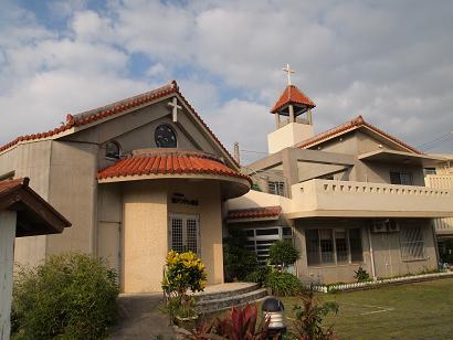 沖縄の教会