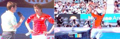 AO NishiKori win Thonga 01
