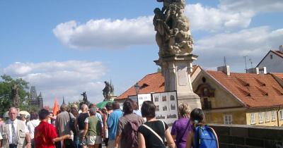 プラハのカルル4世橋