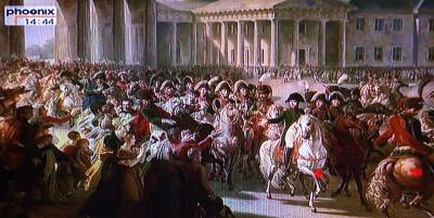 Napoleon 1806 10 27 Brandenburgtrum