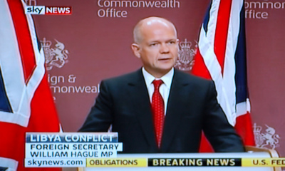Hague 01 Foreign Secretary
