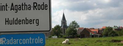 Een  dorp in Belgium