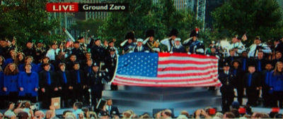 Aniversary 9 11 Ground
