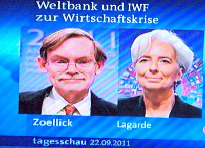 Zoellick  Lagarde
