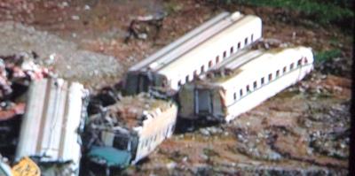 China 2de train ongeluk