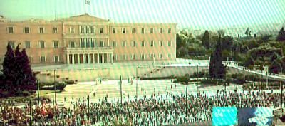 Demo Athen