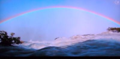 Victoria Lake Rainbow